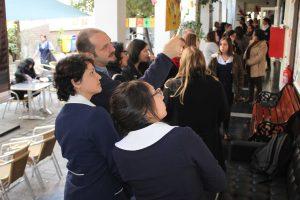 Clase de Seminario de Título, Generación 2012.
