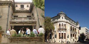 El Doctorado lo imparte en conjunto la Universidad Diego Portales y la Universidad Alberto Hurtado.