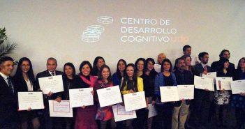 Titulados del Magíster en Desarrollo Cognitivo.