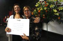 Marieta Valdivia se tituló en 2015 y recientemente se adjudicó la Beca Chile de magíster en el extranjero.