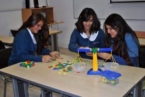 Estudiantes de Pedagogía en Educación Diferencial.