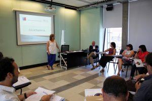 Jornada inaugural del curso de inducción de mentores.
