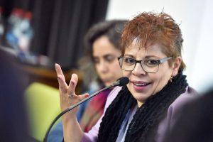 La Dra. Silvia Romero de la Universidad de San Luis Potosí fue la invitada internacional.