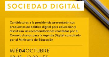 Bajadas Seminario Educación en la Sociedad Digital_Instagram