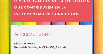 Bajadas seminario educación_ Instagram post