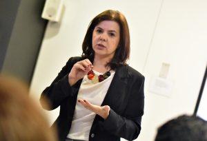 Dra. Paula Louzano, nueva Decana de la Facultad de Educación UDP.