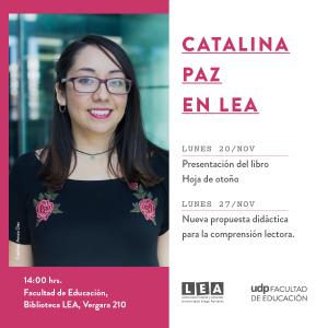 Catalinapaz en LEA_Instagram