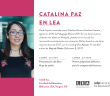 Catalinapaz en LEA_Led
