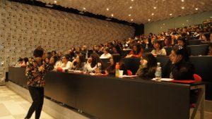 Jornada presencial del curso B-Learning realizada en la UDP.